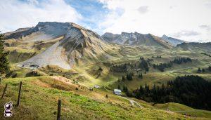 Wanderlandschaft Schweiz