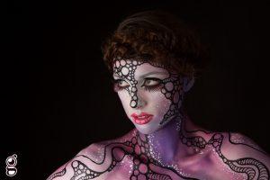 Bodypainting Portrait